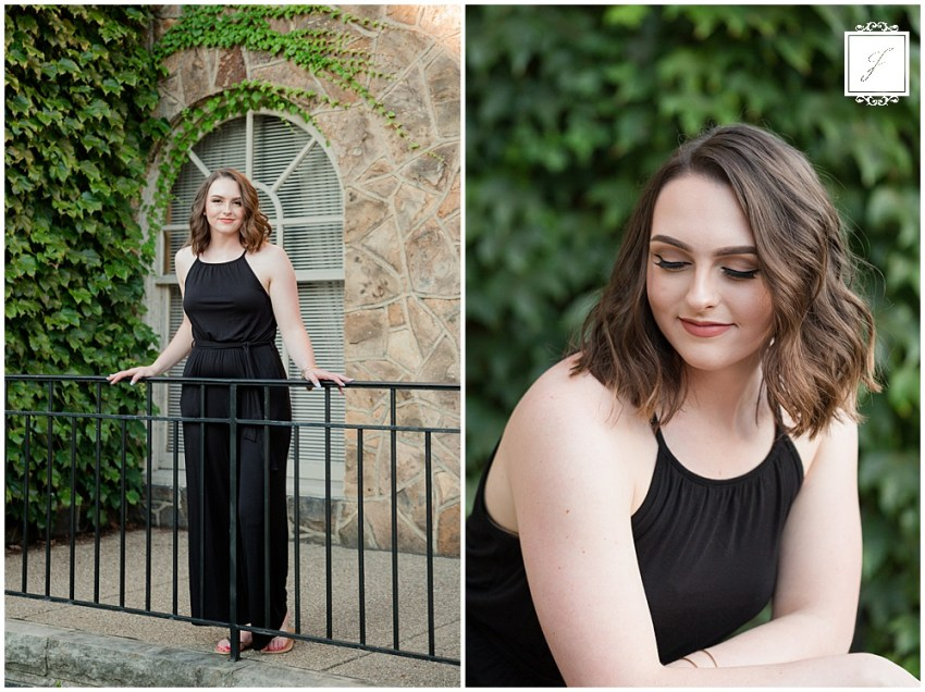 Mackenzie's Downtown Greensburg Senior Portrait Session with Jackson Signature Photography a PIttsburgh, Latrobe & Greesnsburg Senior Portrait Photographer.