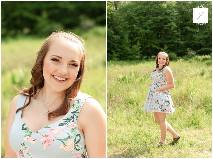 Class of 2021 High School Senior Model Portait Session with Jackson Signature Photography a Greensburg, Latrobe and Pittsburgh Photographer.