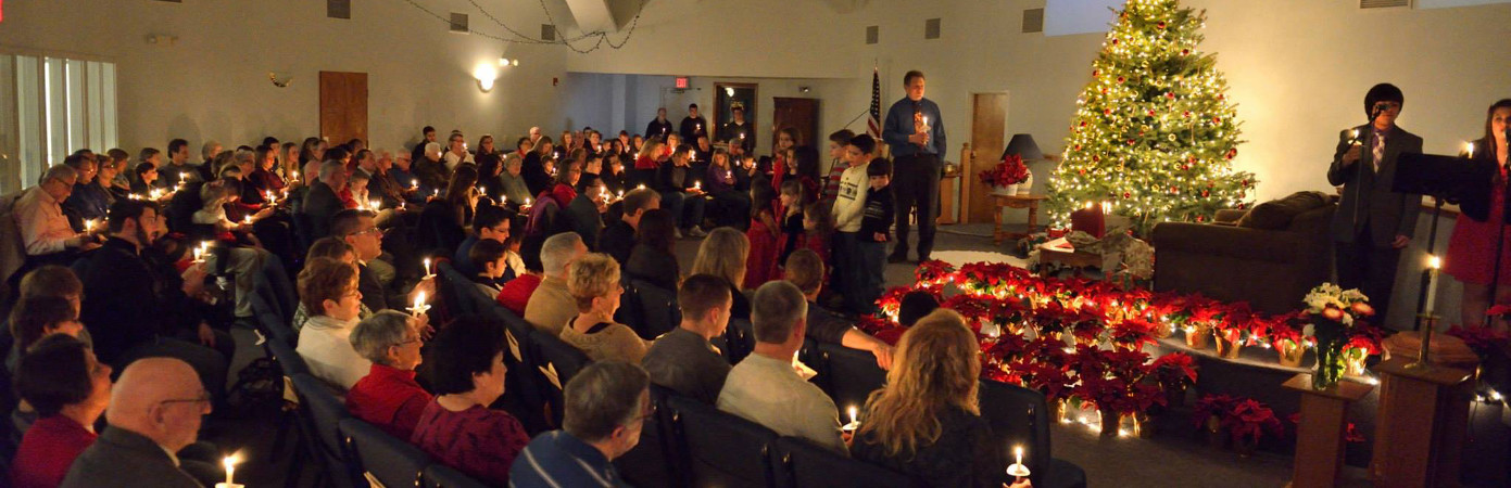 Jackson UMC Christmas Eve Worship