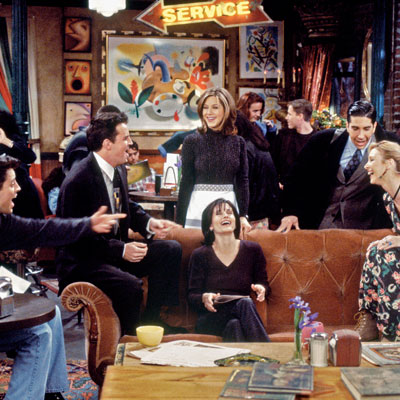 """The One Where Jetlag Wins"""" – The FRIENDS Episode You Never"""