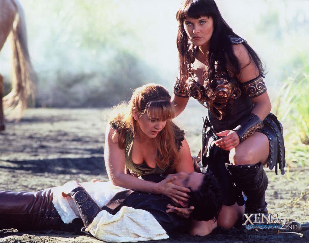 The Sixty Best Episodes of XENA: WARRIOR PRINCESS (Number ...