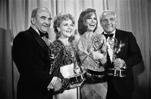 Mary Tyler Moore, Ed Asner, Betty White, Ted Knight