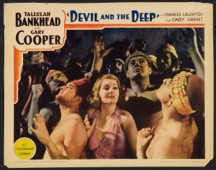 1932 Devil and the deep - Entre la espada y la pared (ing) (lc) 01
