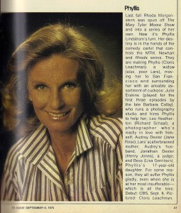 19750908 tv guide preview phyllis