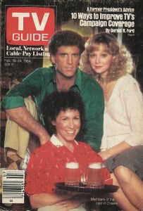 Cover TV Guide Chicago IL February 18-24, 1984 001