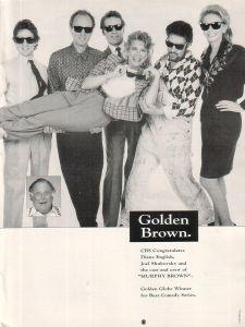 murphy_brown_diane_english_joel_shukovsky_cast_crew_1990_ad-_golden_globe_win