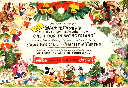 Nbc Christmas Specials 2019.The Mouse In A New Medium Walt Disney Finds Tv That S