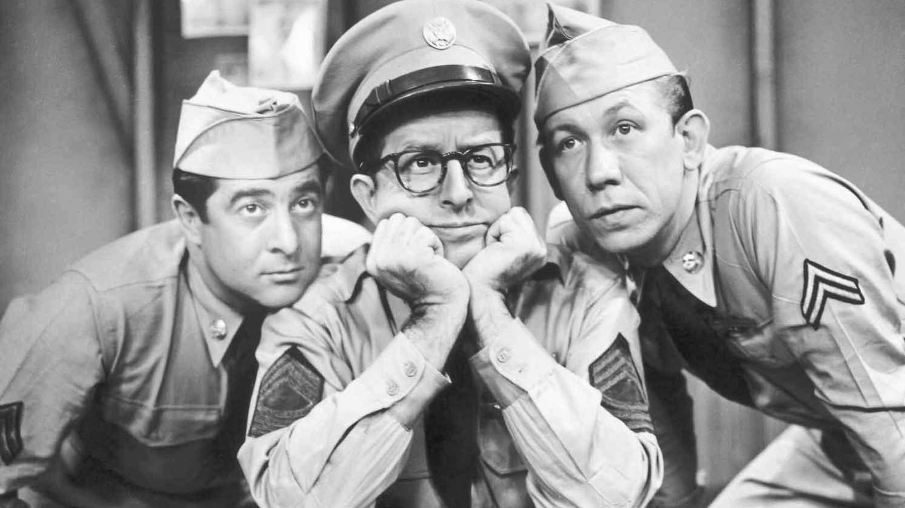 The Phil Silvers Show : SE 01 Ep 15 :  Rich Kid