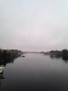 Cedar River from Blanding