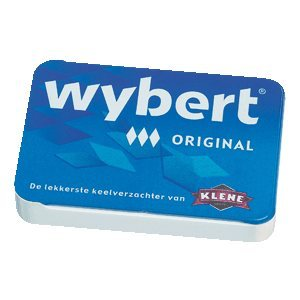 wyber original blue box