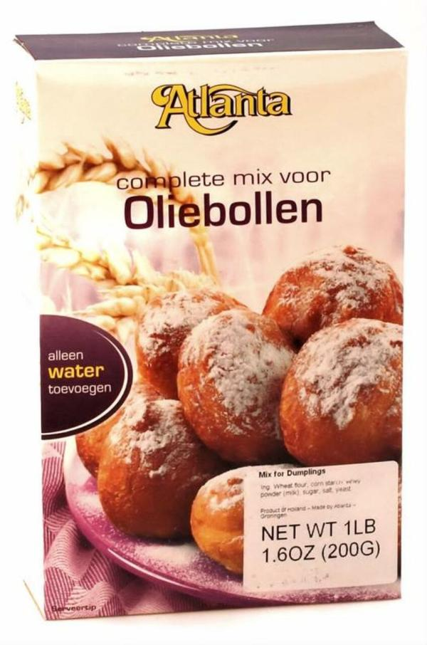 Atlanta Oliebollen Mix