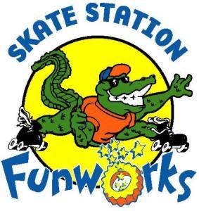 Skate Station Mandarin Logo