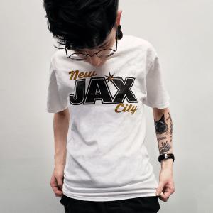 White New Jax T-Shirt