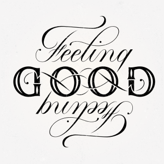 Feeling Good Vector
