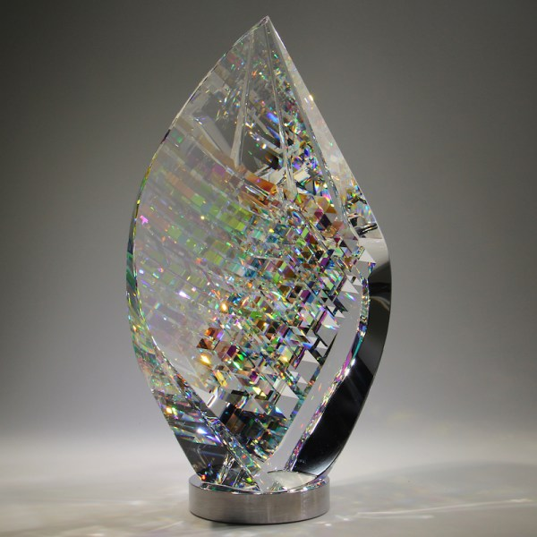 Jack Storms Glass Sculptures
