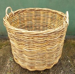 Giant Thick Rattan Log/Store