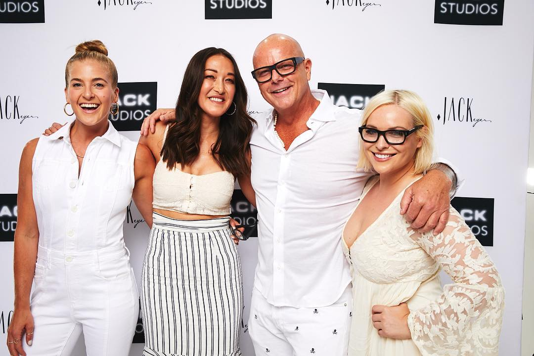JACK Studios 2018 'White Hot' Summer party.