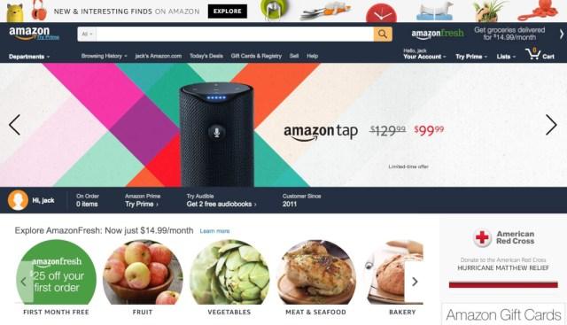 Amazon海外購物美國亞馬遜集貨實測