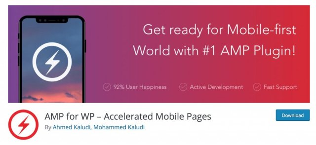 Google AMP for WP