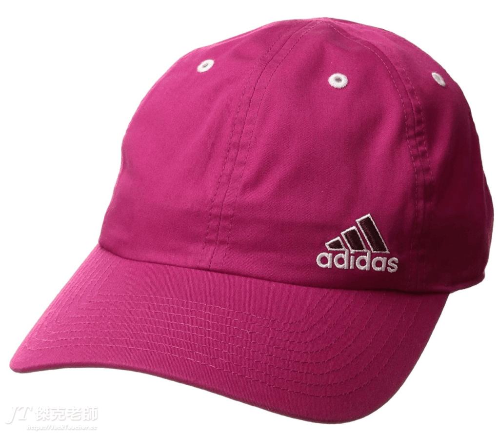 Adidas 女款運動帽子