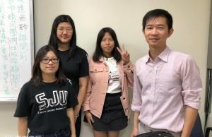 網頁設計專案製作成員:鄭湘霖,吳宛軒,林雨萱