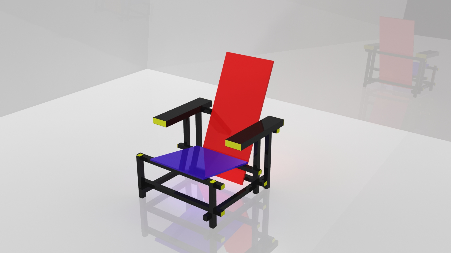 red blue chair best chiavari chairs d1 7 modelling jack thompson design