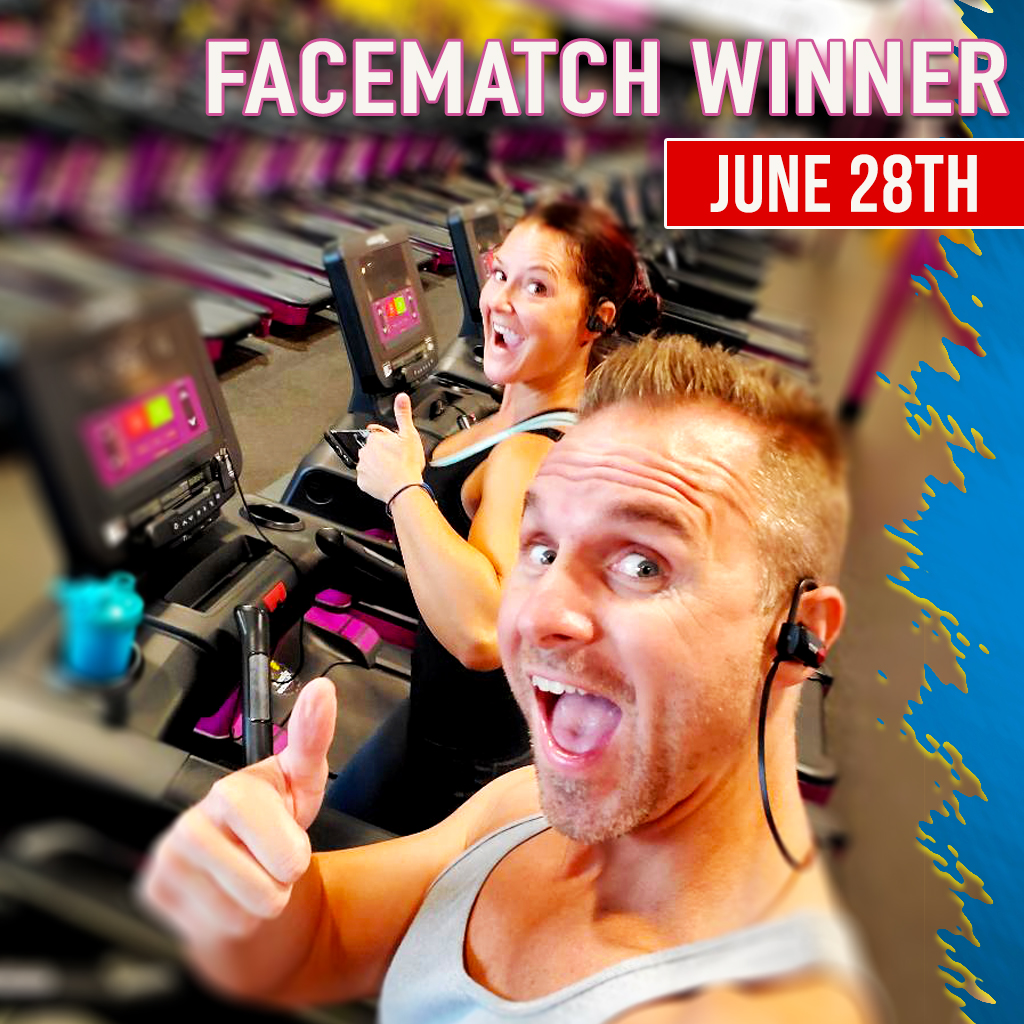 FACEMATCH FRIDAY JUNE 28TH TRIVIA WINNERS
