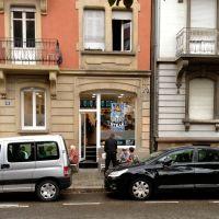 Kapoué test n°31: Burger casher chez Empire Steak Building à Strasbourg