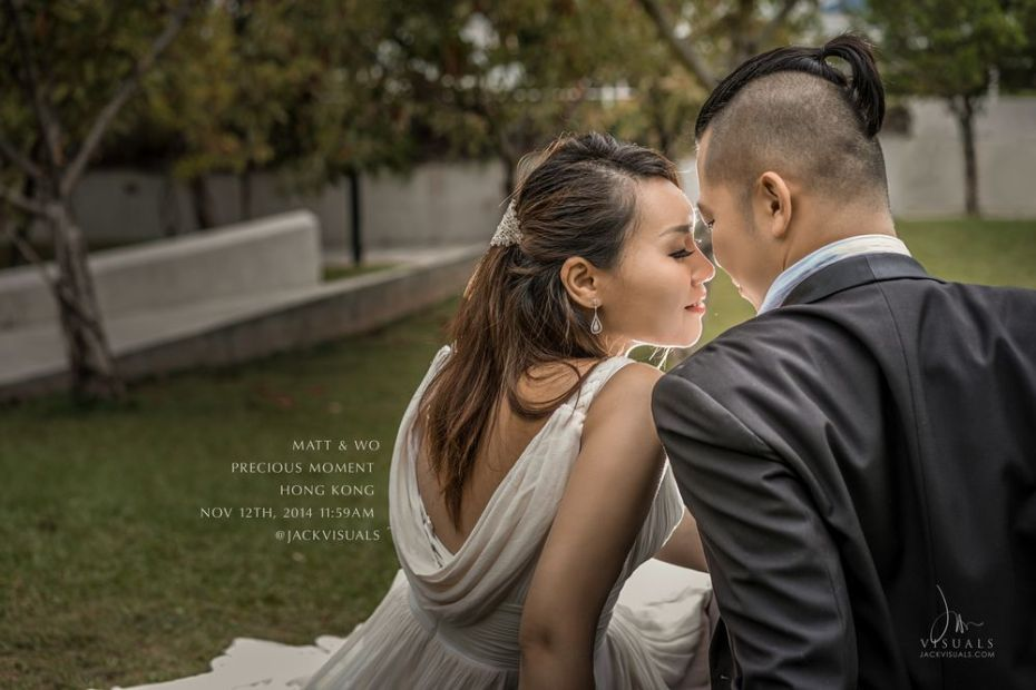 Tai Po Pre-wedding Photography