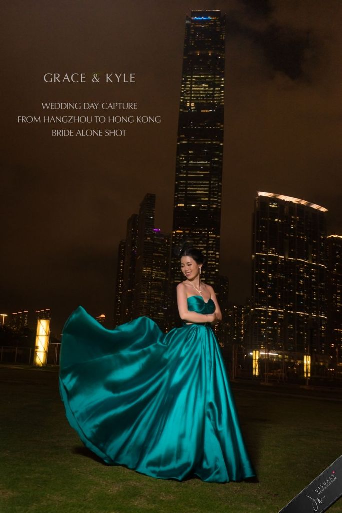 West Kowloon Wedding Picture