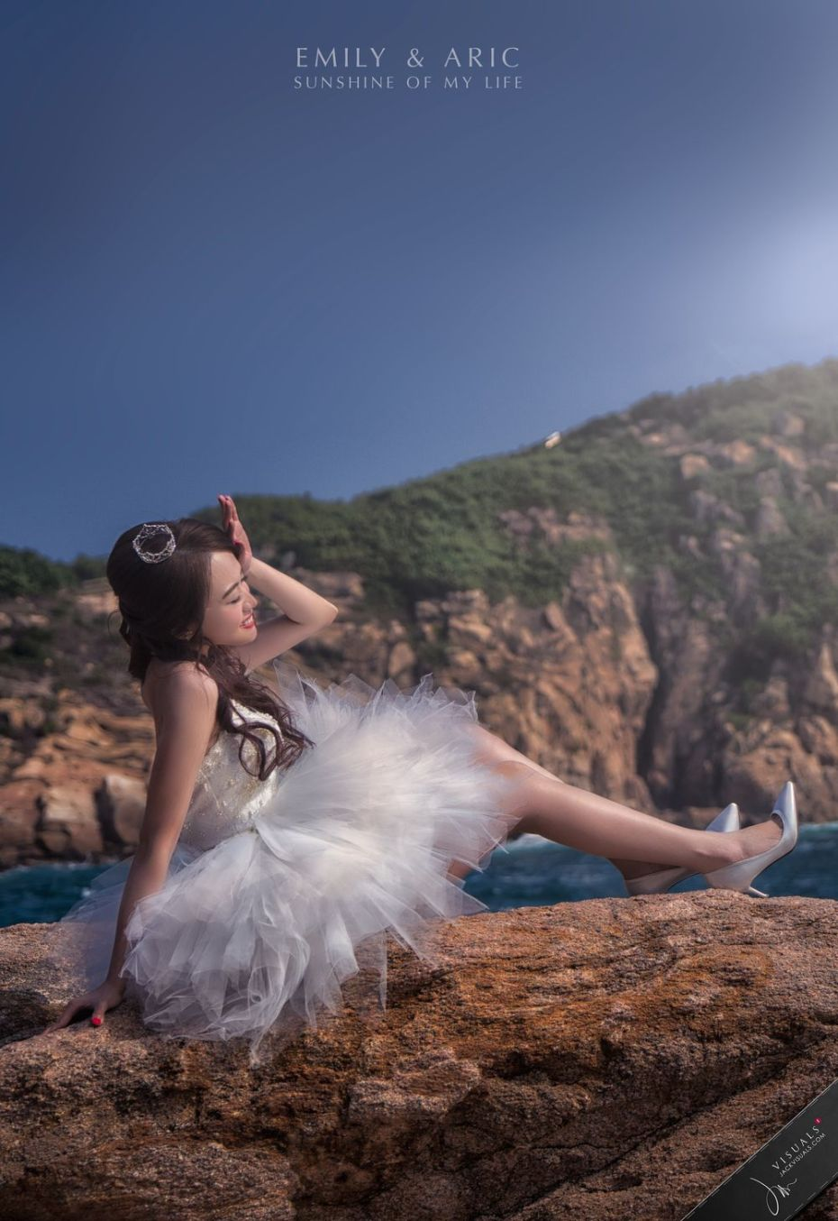 Wedding Photography in Shek O