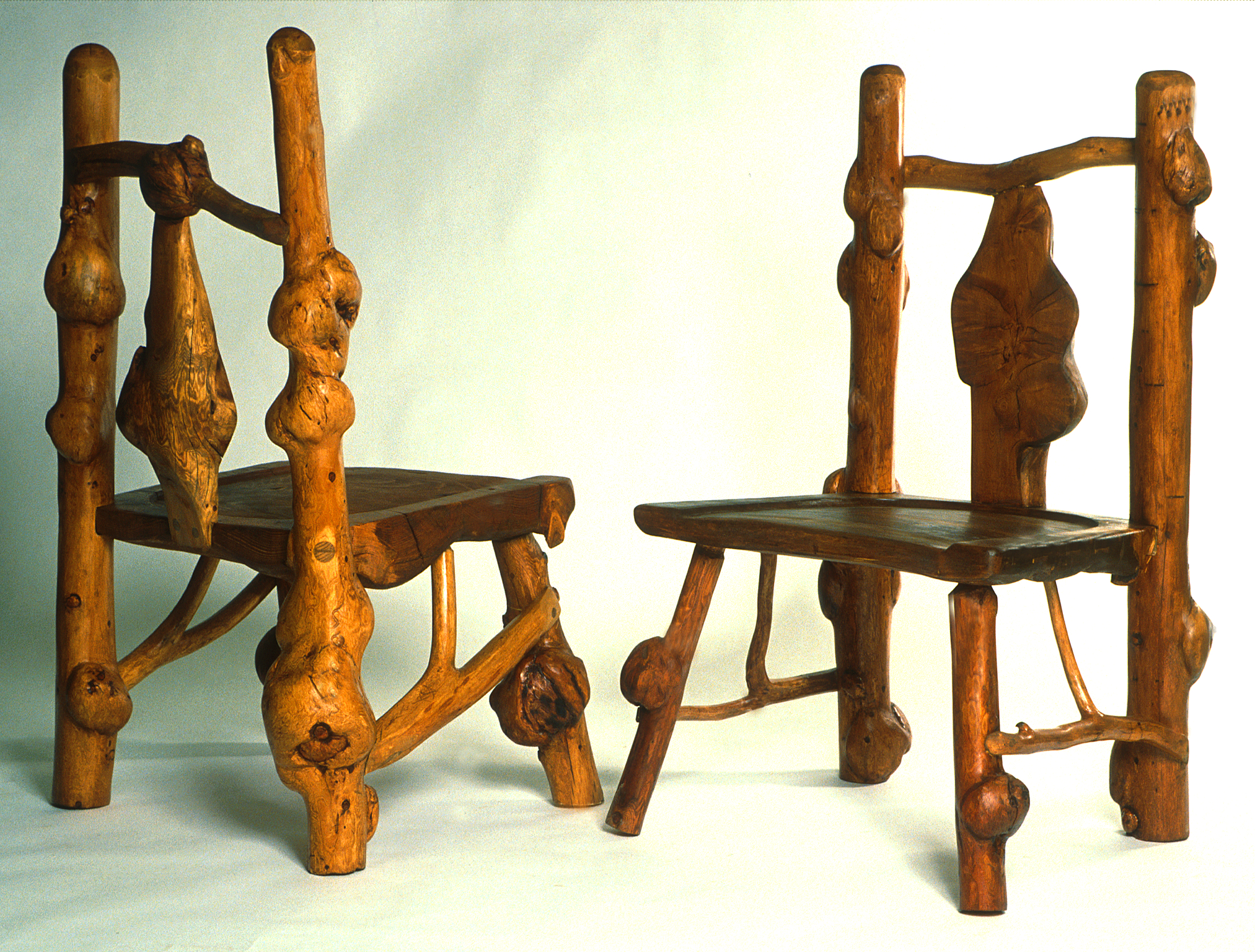 southwest dining chairs pea pod chair fine rustic furniture and sculpture c jack waller jr 39s
