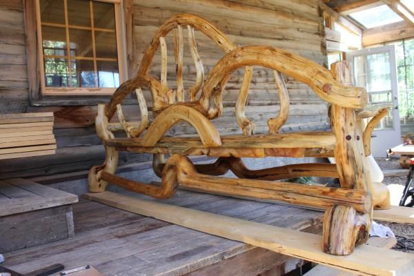 Rustic Tree Furniture