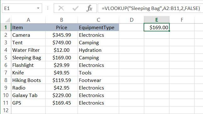 vlookup_exceL_data_w_formula_results