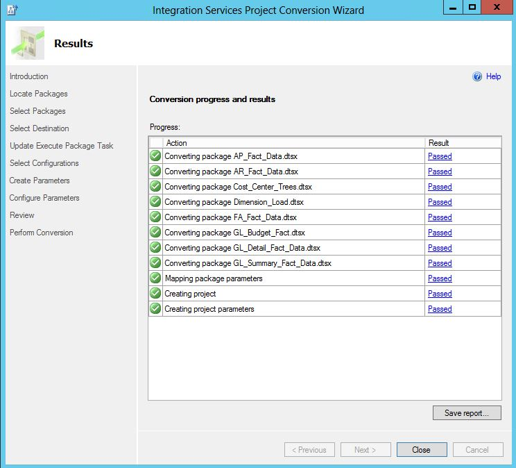 A Guide To Creating A SQL Server Integration Services Catalog And