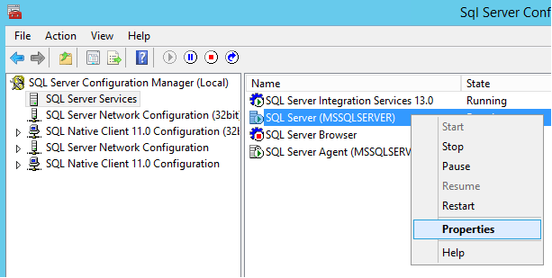 Moving The master System Database To A New Location In SQL