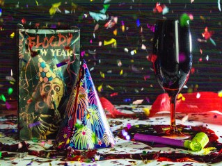Bloody New Year VHS