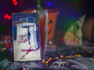 Trick or Treats VHS