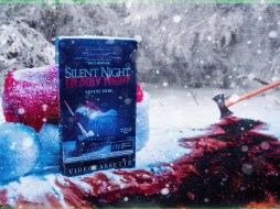Silent Night, Deadly Night VHS