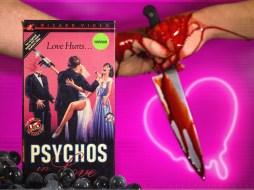 Psychos in Love VHS