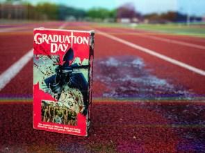 Graduation Day VHS