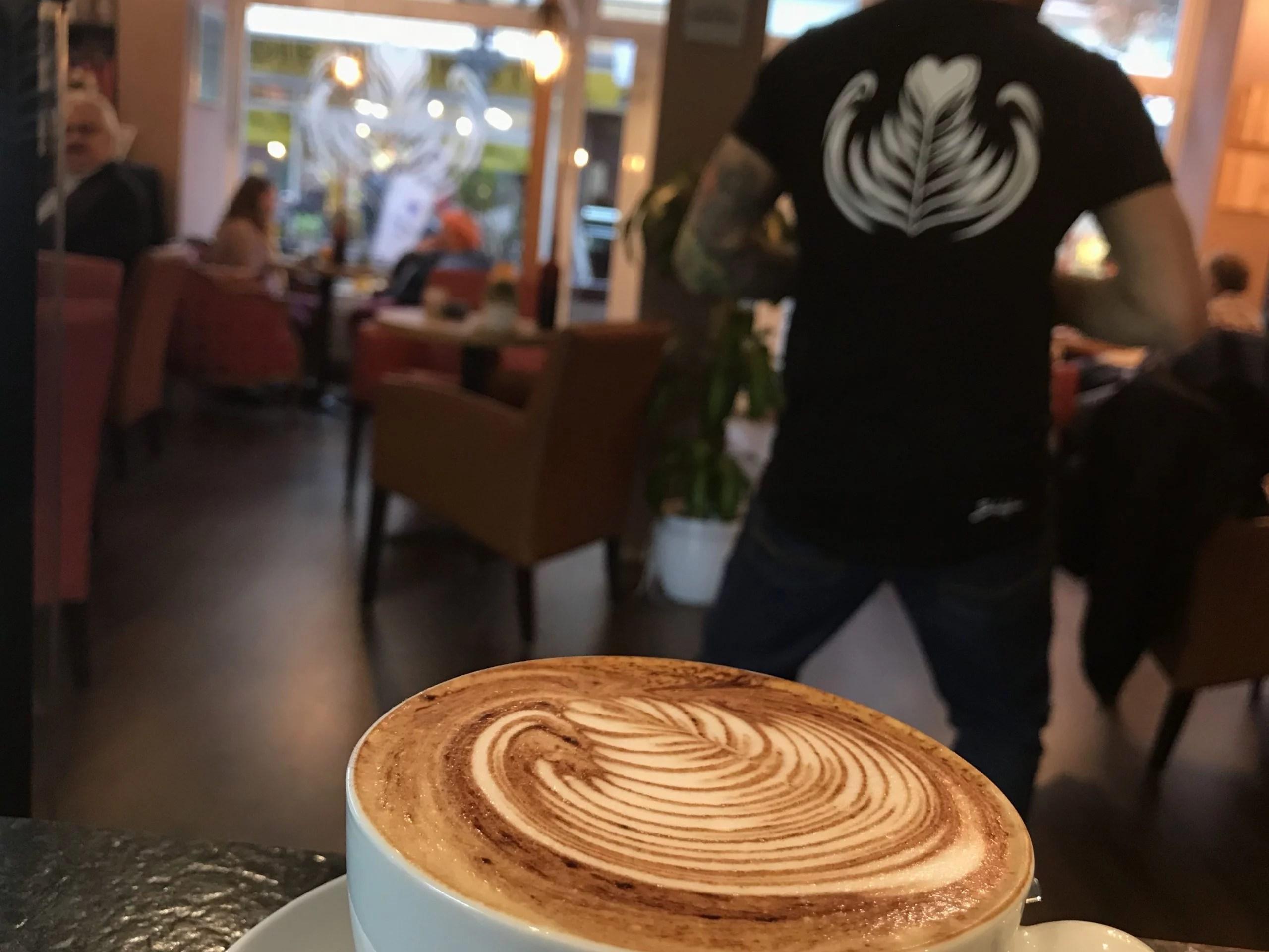 Kaffee in der Homebar