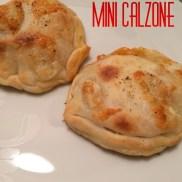 Mini Calzone