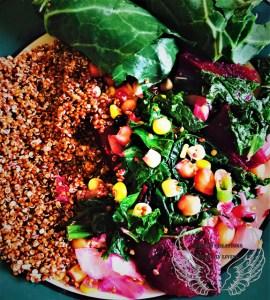 Spring To Life Saute'- Dish
