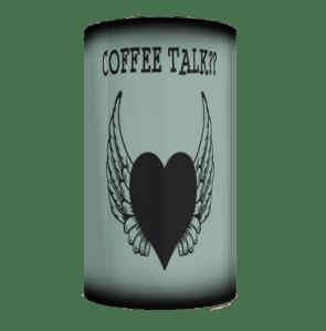 Coffee Talk Olive Mug