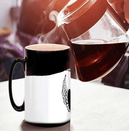White Coffee Talk Reveal