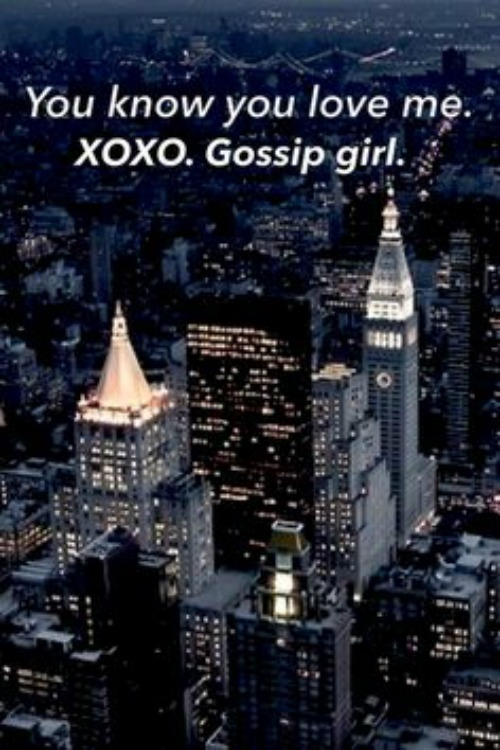 Xoxo Gossip Girl Wallpaper Have You Ever Learned Real Life Lessons From Gossip Girl