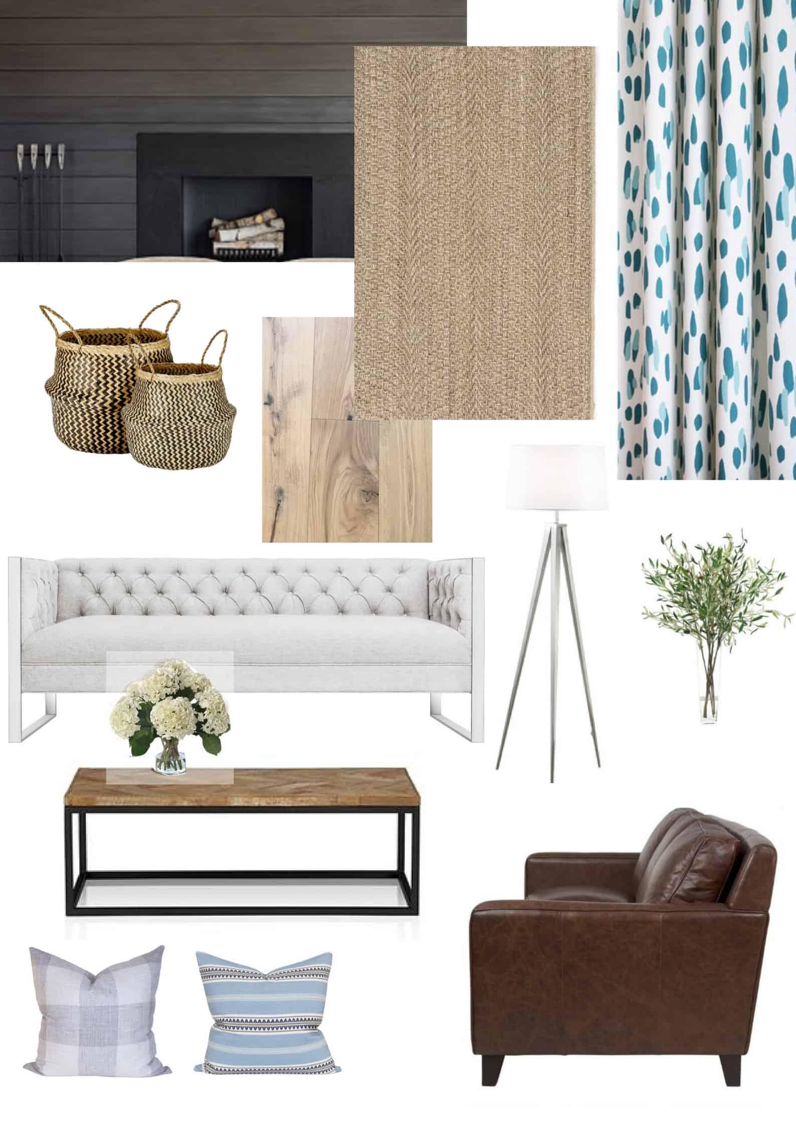 Jaclyn Colville   Living Room