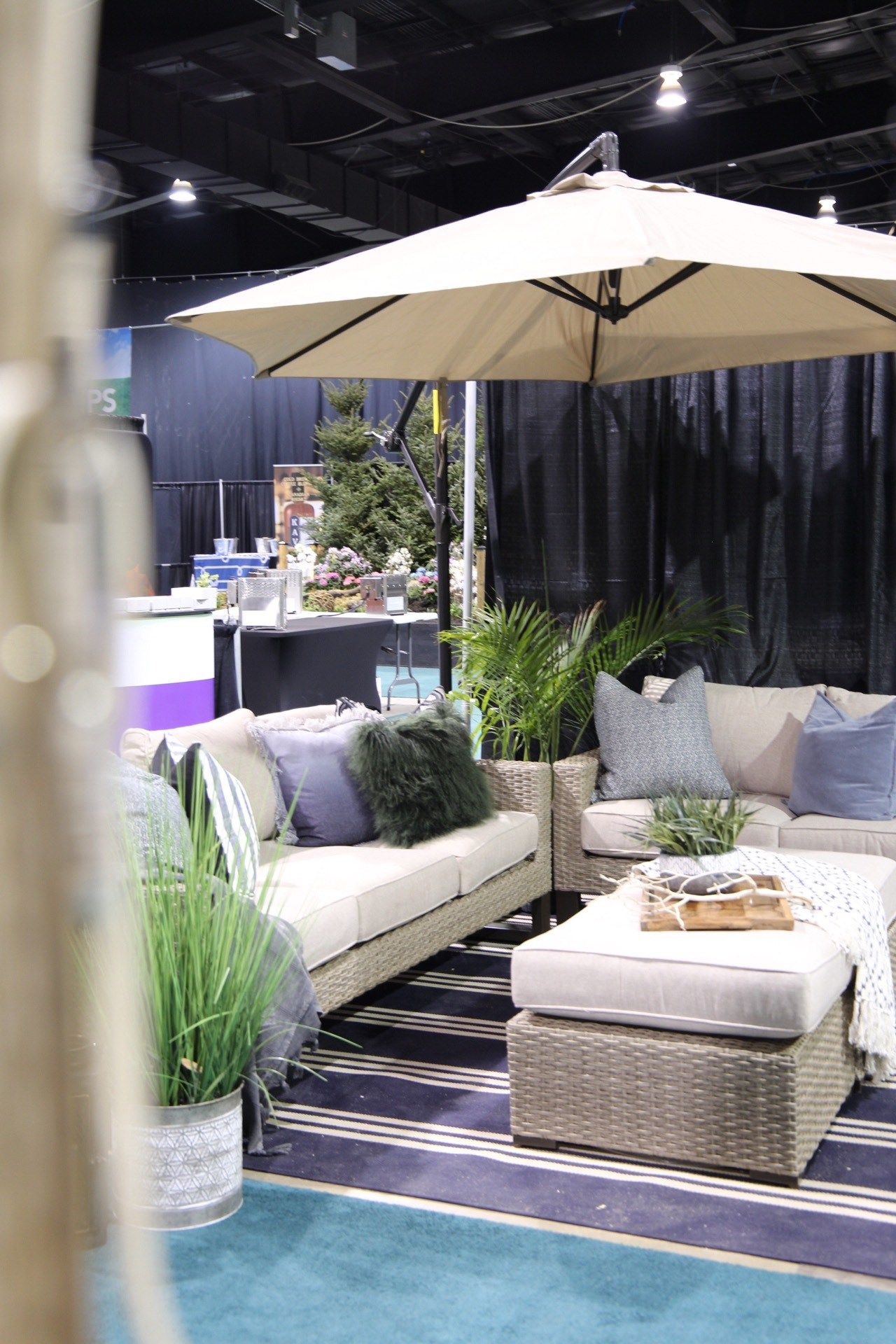 jaclyn harper/ harper designs/ backyard living expo