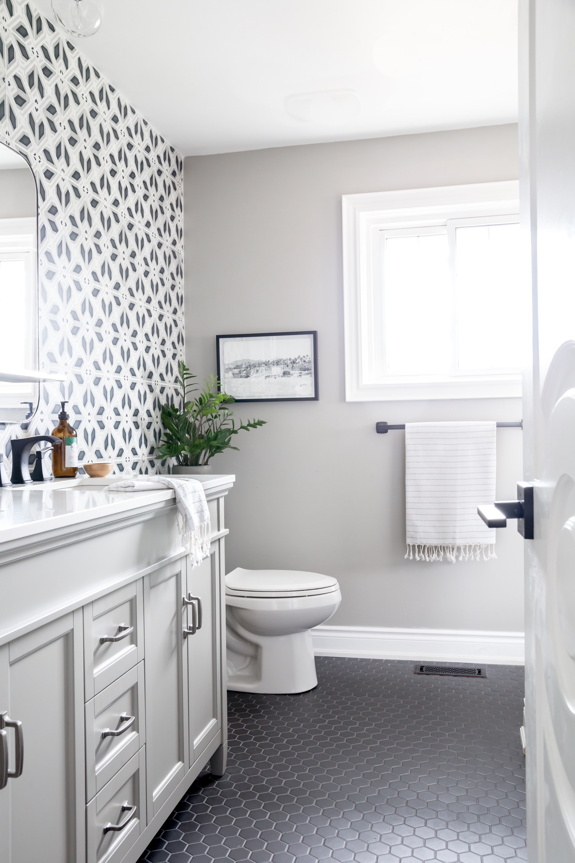 Jaclyn Harper - Harper Designs Master Bathroom Renovation